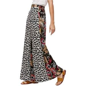 Free People Neutralco The Mix Casual Wide Leg Pant